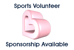 Sports Volunteer - Click to sponsor this award