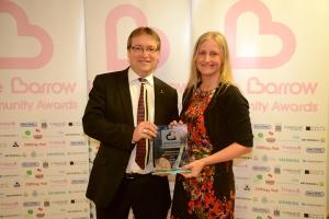 Environmental Winner Barrow Wildside ( sue Thurley ) 2014