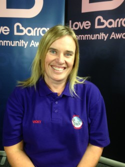 Roose Nursery Manager, Vicky Bell