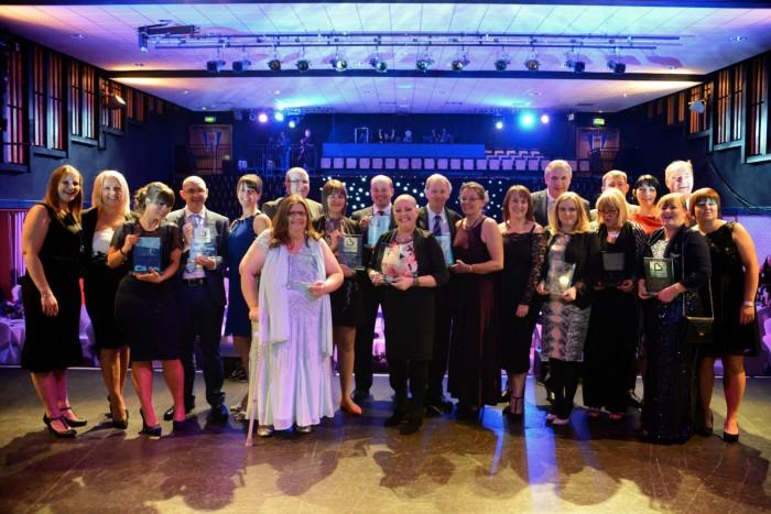 2015 Love Barrow Awards Winners