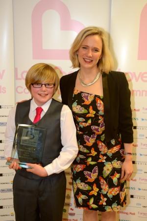 Young Cit winner Jacob McSweeney 2014