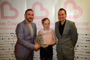 Carer Winner Matylda Kenny 2014