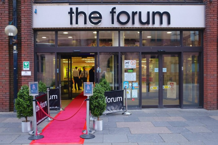 The Love Barrow Awards at the Forum theatre